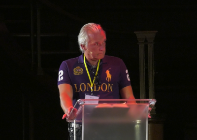 Keynote in London 2018
