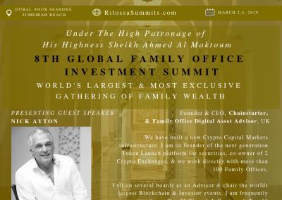 NICK AYTON Special guest speaker