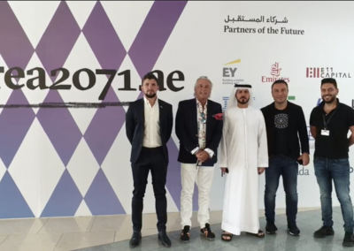Partnership with Dubai Government